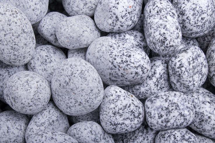 Gletscher Kies Granit 25-50