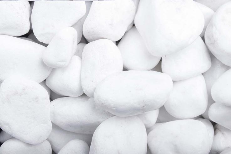 Schneeweiß 25-40 getrommelt