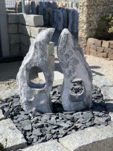Twin Rock Impression