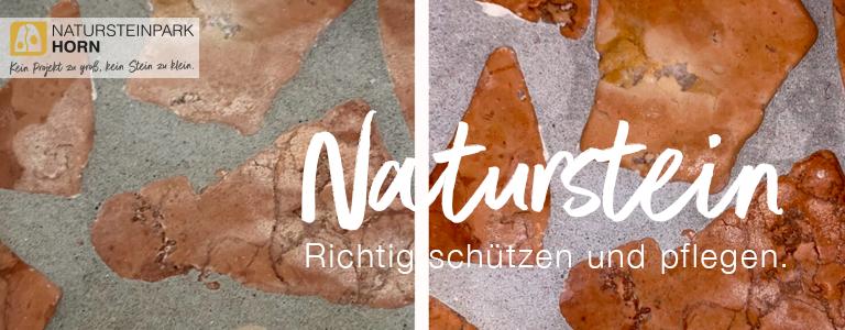 You are currently viewing Naturstein richtig schützen