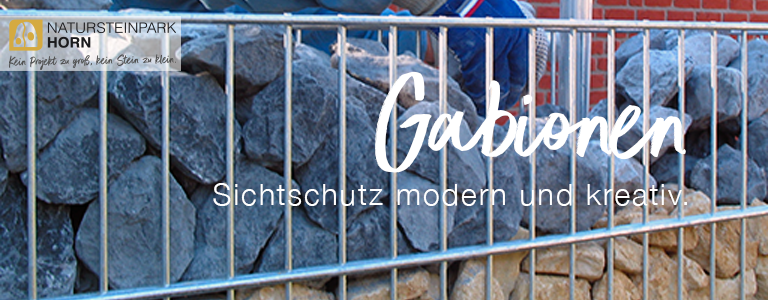 Read more about the article Gabionen