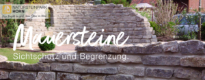 Read more about the article Mauersteine