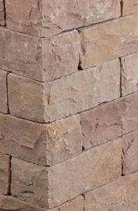 Mauersteine rotbraun Mandra