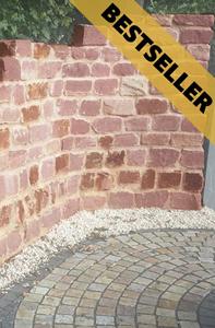 rötlicher Mauerstein unser Bestseller: Römer aus Deutschland