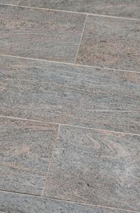 Terrassenplatten grau meliert schöne, edle, Optik Astra Saniert