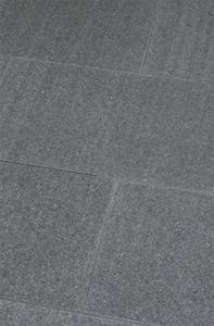 Terrassenplatte Impala Grau meliert edle optik