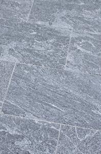 Grau meliert terrassenplatte