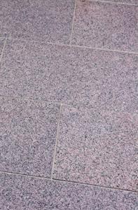 Terrassenplattenstein Zora: rötlich meliert