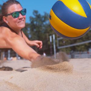 Beachsand. Strandsand für Beachbars und Volleyball kaufen in Niedersachsen