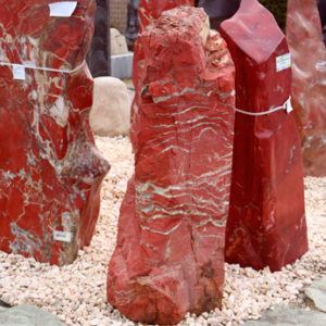 Jaspis Bild für Blogartikel: Rote Steine aus Afrika