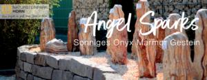 Angel Sparks Onyx Gestein: Sonnen geküsst