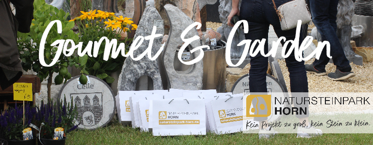 Read more about the article Gourmet & Garden 2021