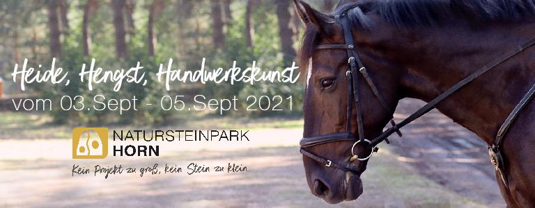 Read more about the article Heide, Hengst, Handwerkskunst 2021